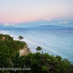 View from the hill in Tudela, Camotes, Philippines
