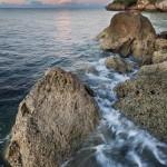 Morning at Magayay beach, Philippines