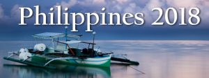 12-Day Philippines Workshop Feb. 16th-27th, 2018